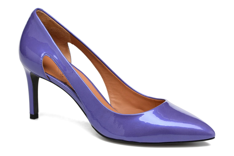 Zapatos de tacón What For Cosmos Azul vista de detalle / par