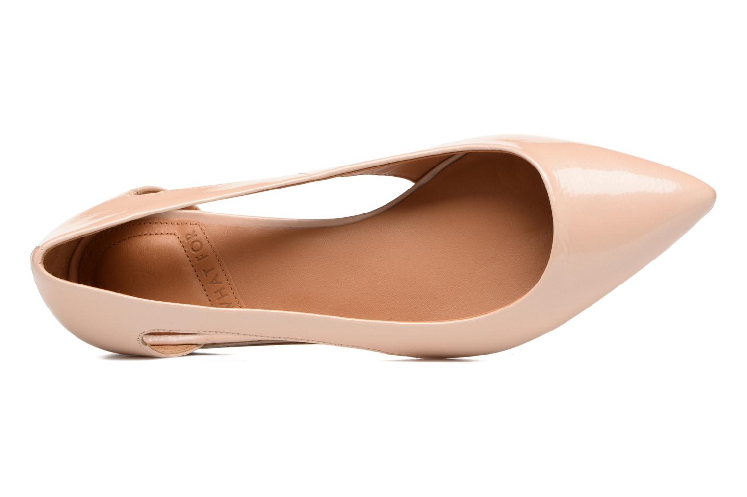 Ballerines What For Galactic Beige vue gauche