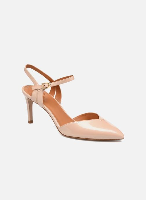 High heels What For Flamsteed Beige detailed view/ Pair view