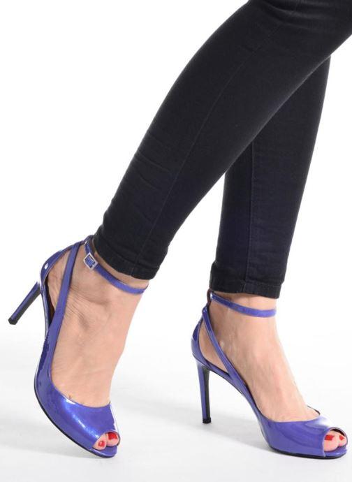 Zapatos de tacón What For Ursa Azul vista de abajo
