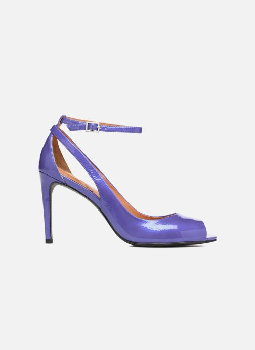 Zapatos de tacón What For Ursa Azul vistra trasera