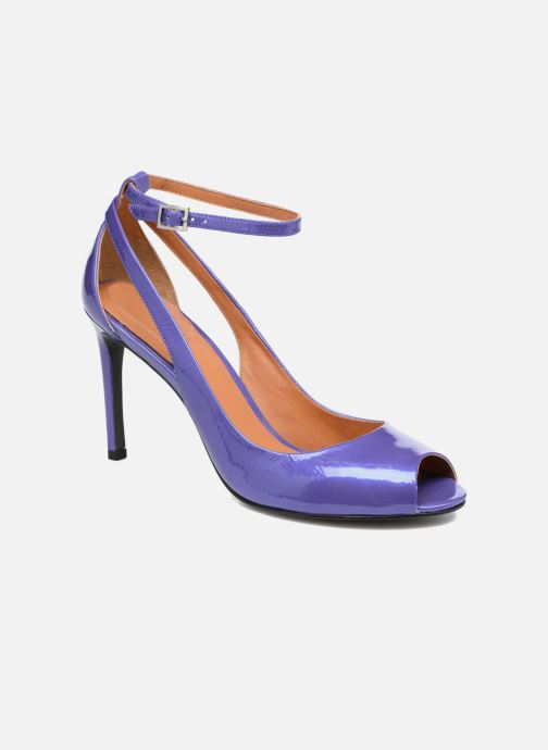 High heels What For Ursa Blue detailed view/ Pair view