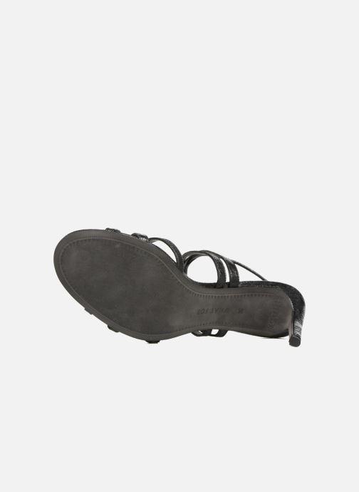 Sandali e scarpe aperte What For Meteor Nero immagine dall'alto