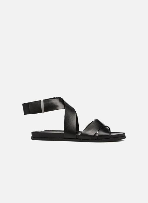Sandali e scarpe aperte What For Epsilon Nero immagine posteriore