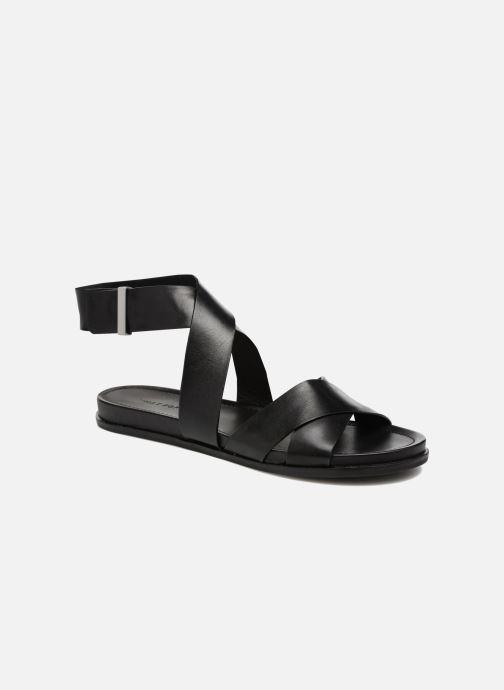 Sandaler What For Epsilon Sort detaljeret billede af skoene