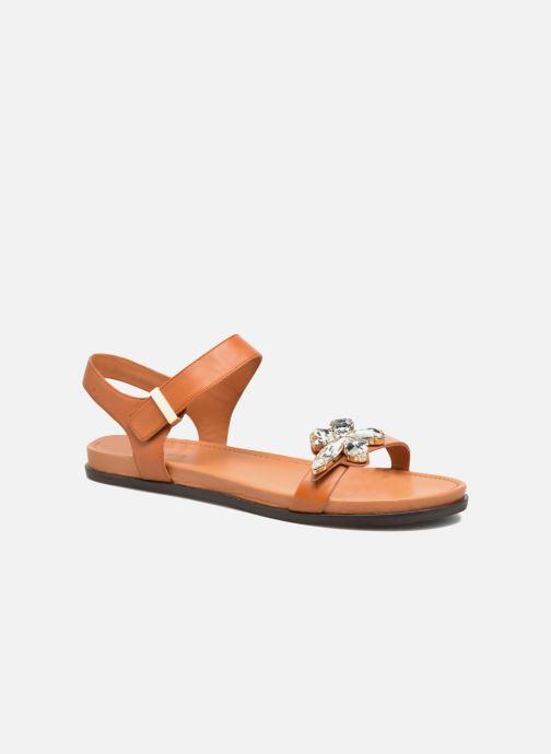 Sandali e scarpe aperte What For Leonis Marrone vedi dettaglio/paio