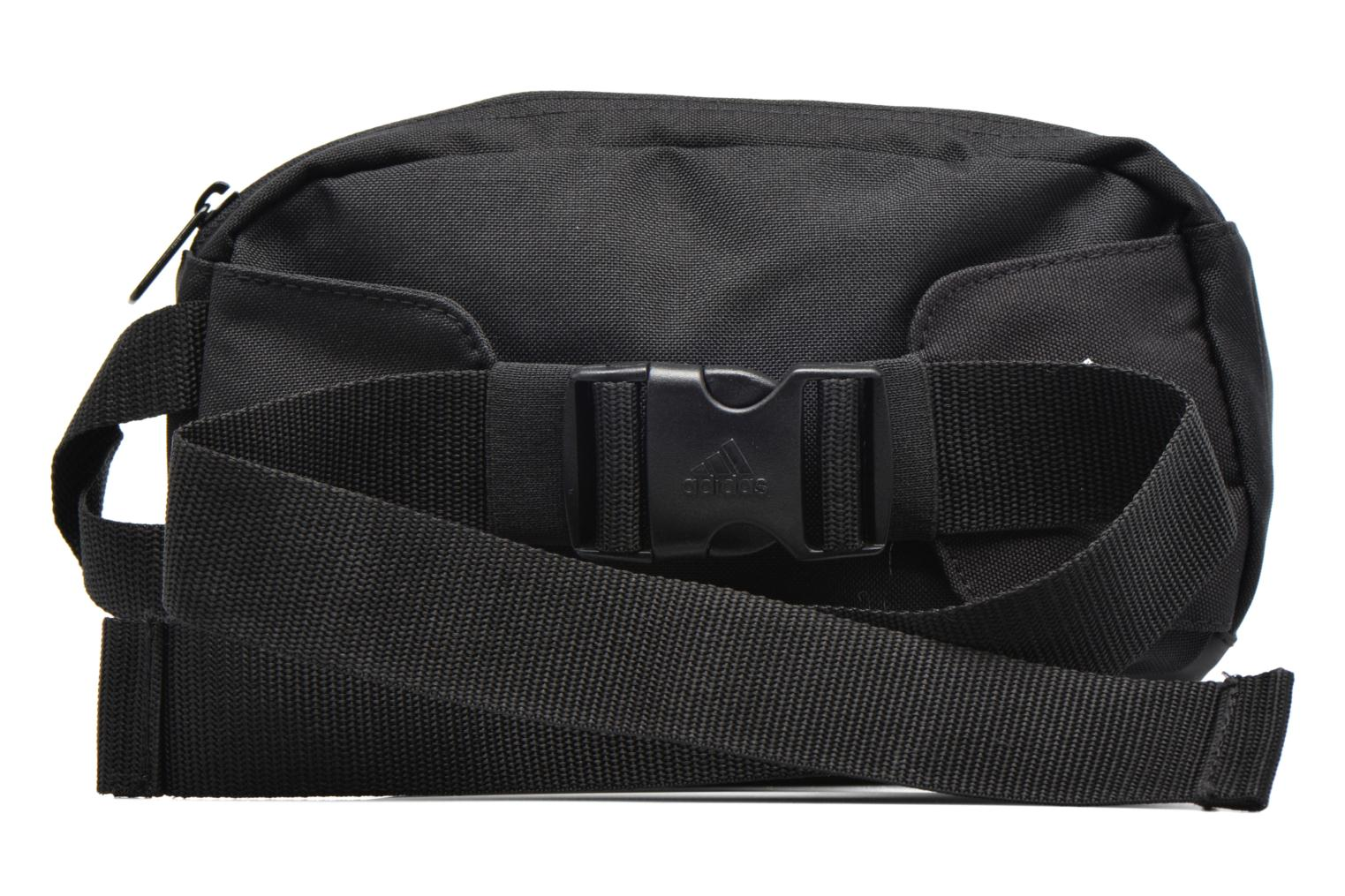 Miscellaneous Adidas Performance LIN PER WAISTB Black front view