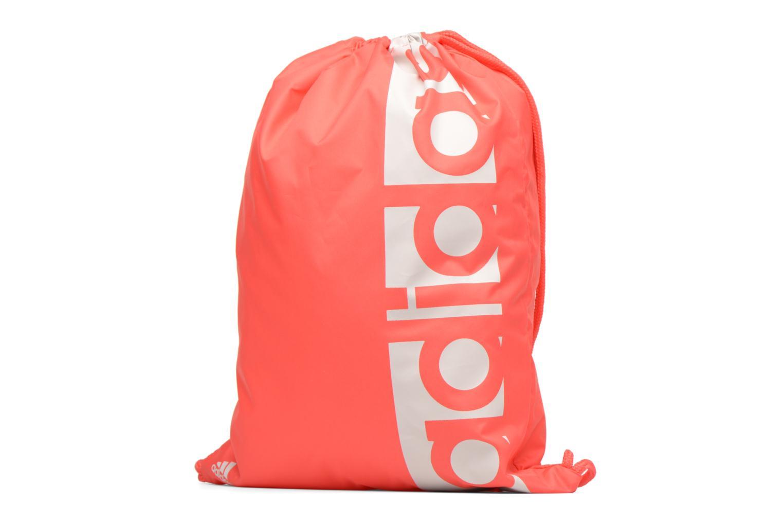 Sporttaschen Adidas Performance LIN PER GB orange schuhe getragen