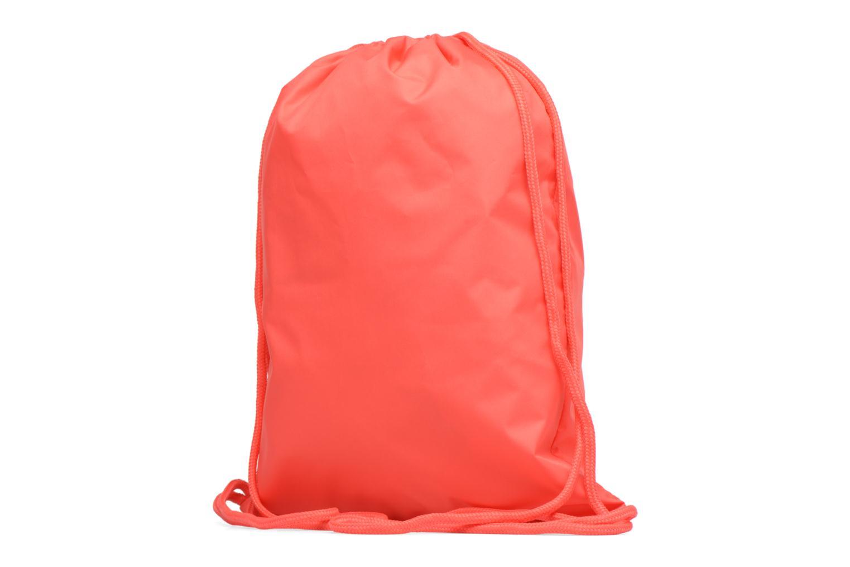 Sporttaschen Adidas Performance LIN PER GB orange ansicht von rechts