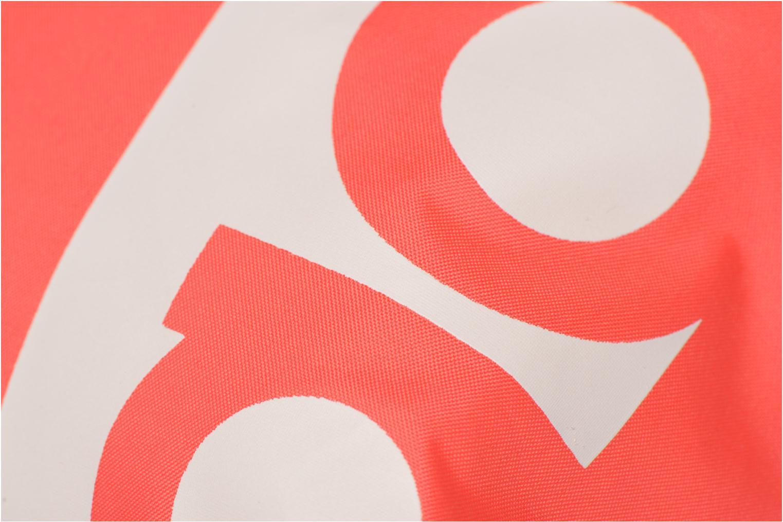 Sporttaschen Adidas Performance LIN PER GB orange ansicht von links
