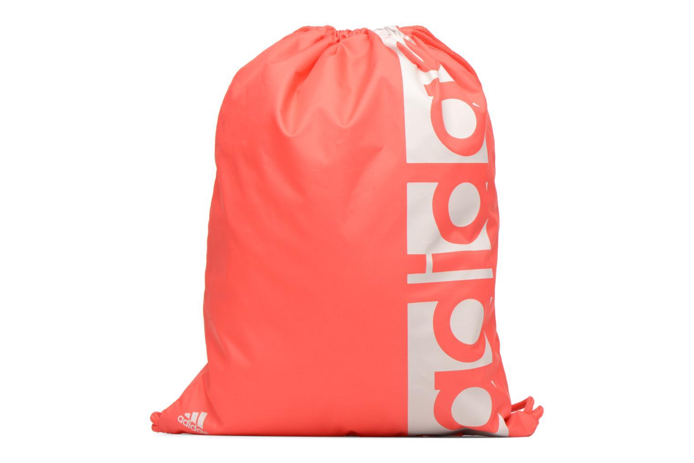 Sporttaschen Adidas Performance LIN PER GB orange detaillierte ansicht/modell
