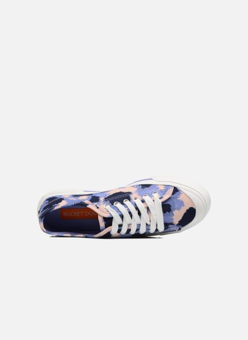Sneaker Rocket Dog Jumpin blau ansicht von links