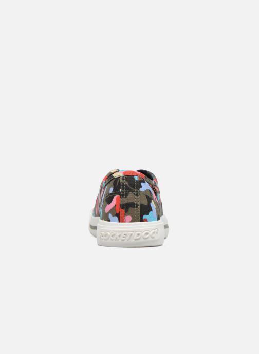 Baskets Rocket Dog Jumpin Multicolore vue droite