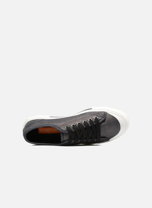 Sneakers Rocket Dog Jumpin Argento immagine sinistra