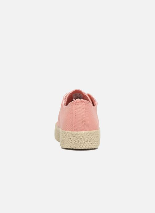 Sneaker Rocket Dog Madox rosa ansicht von rechts