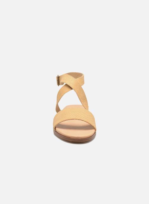 Sandales et nu-pieds Rocket Dog Nori Beige vue portées chaussures