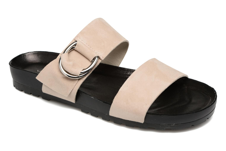 Zoccoli Vagabond Shoemakers Erie 4332-040 Beige vedi dettaglio/paio