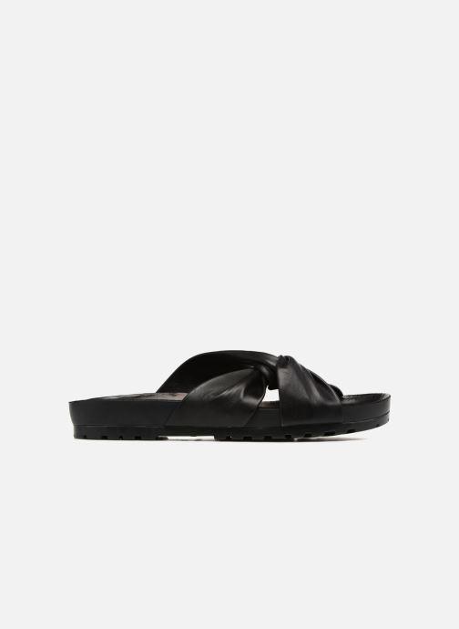 Zuecos Vagabond Shoemakers Erie 4332-101 Negro vistra trasera