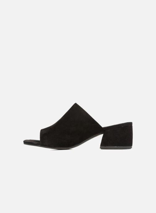 Clogs & Pantoletten Vagabond Shoemakers Saide 4335-040 schwarz ansicht von vorne
