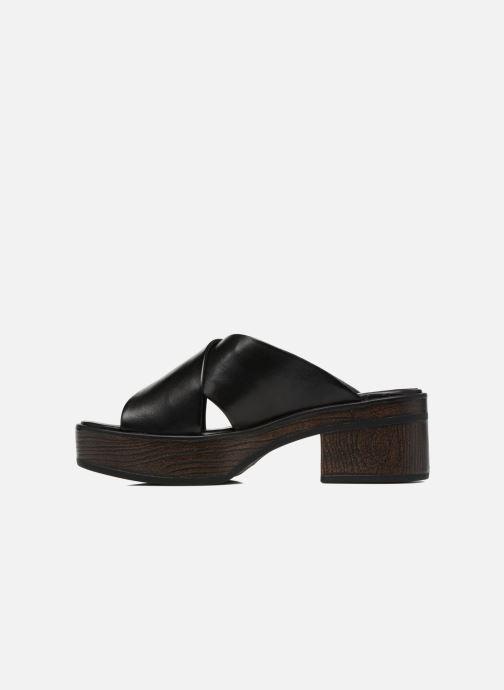 Vagabond Mules 101 Black Et Leather Noor Shoemakers Sabots 4336 8kOwX0Pn