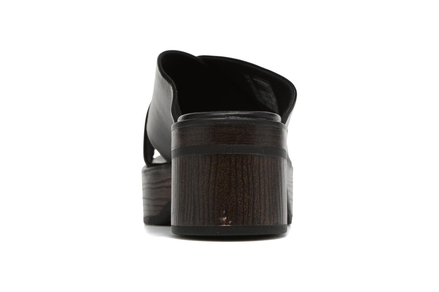 Mules & clogs Vagabond Shoemakers Noor 4336-101 Black view from the right