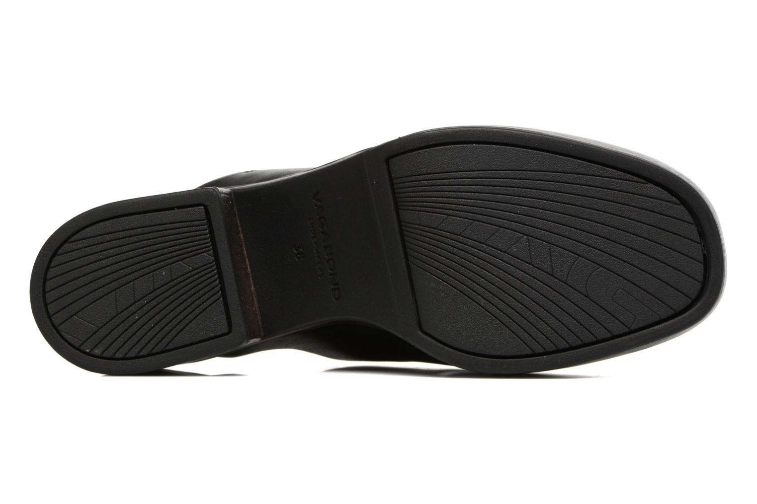 Mules & clogs Vagabond Shoemakers Noor 4336-101 Black view from above