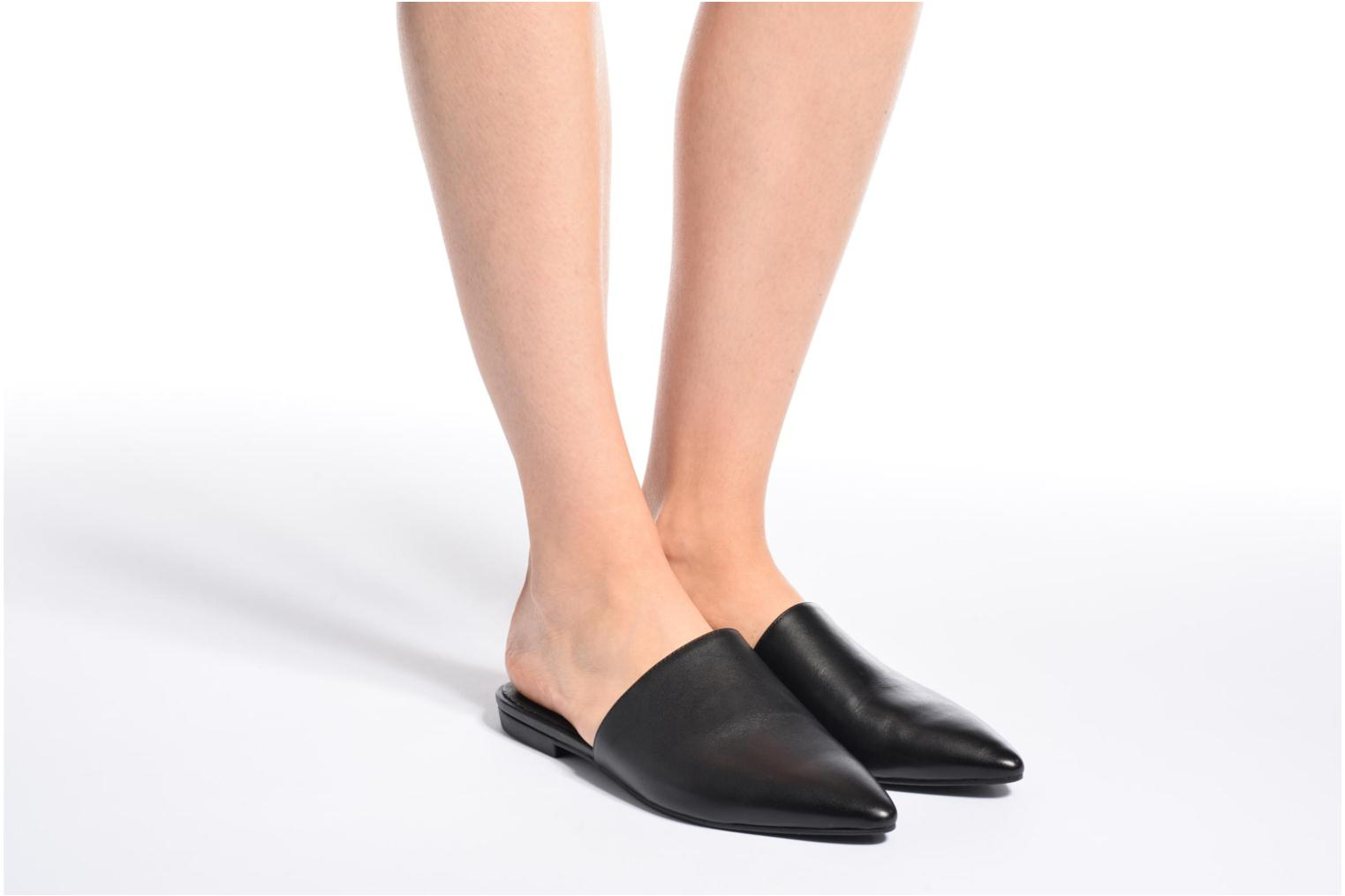 Mules & clogs Vagabond Shoemakers Katlin 4312-201 Black view from underneath / model view