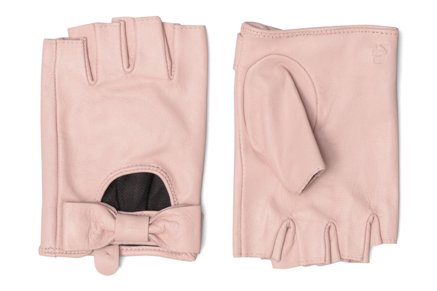 Divers KARL LAGERFELD Bow Gloves Roze detail