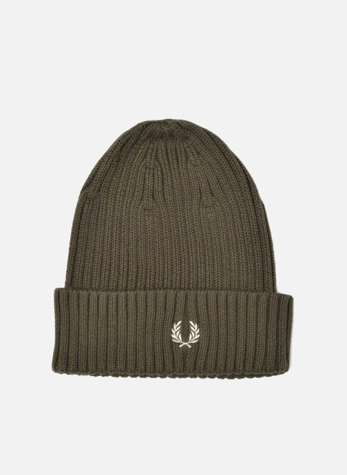Bonnet - Cotton Ribbed Beanie
