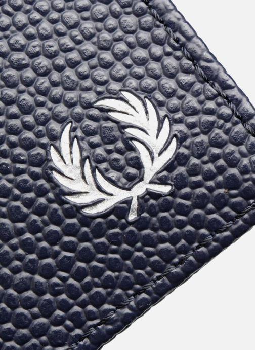 Maroquinerie Grain Perry Petite Scotch Chez Fred Holder Card bleu 290617 dSwn0d7qE