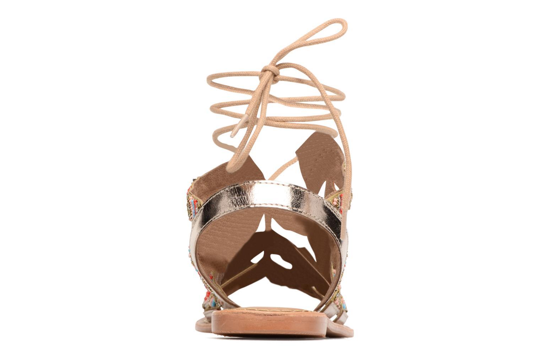Sandalen Vero Moda Maya Leather Sandal Multicolor rechts