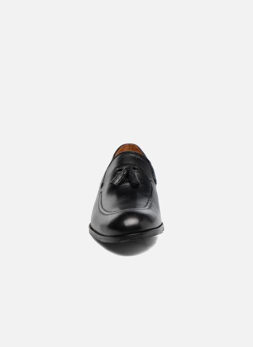 Mocassins Marvin&Co Newmains Noir vue portées chaussures