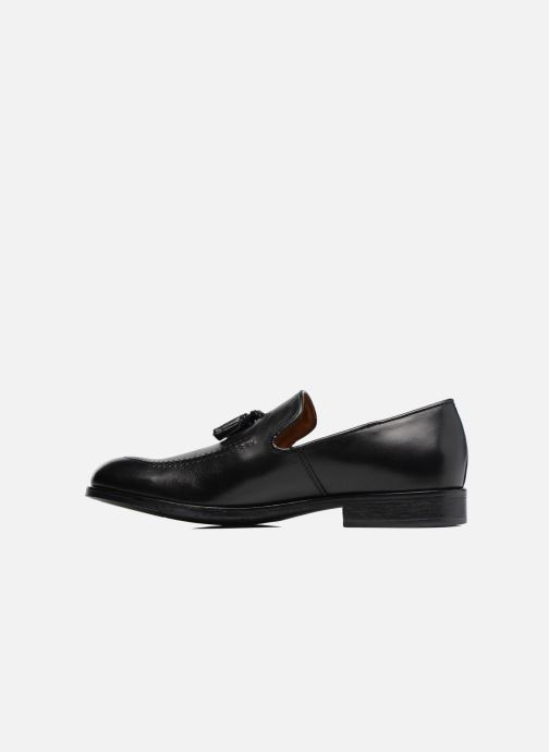 Loafers Marvin&co Newmains Black front view