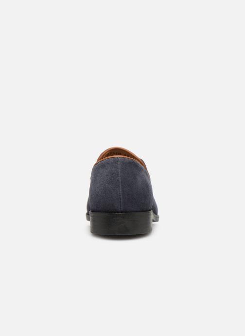 Loafers Marvin&Co Newmains Blå Se fra højre