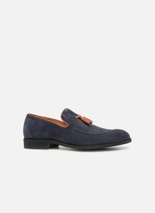 Loafers Marvin&Co Newmains Blå se bagfra