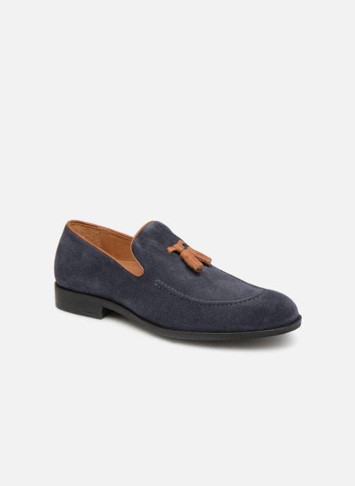 Loafers Marvin&Co Newmains Blå detaljeret billede af skoene