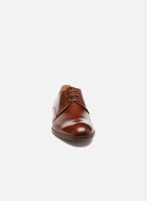 Schnürschuhe Marvin&Co Nithsdale braun schuhe getragen