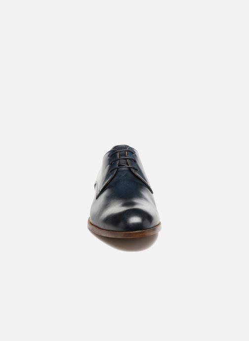 Chaussures à lacets Marvin&Co Nithsdale Bleu vue portées chaussures