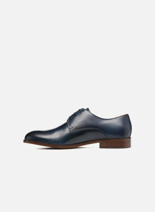 Chaussures à lacets Marvin&Co Nithsdale Bleu vue face