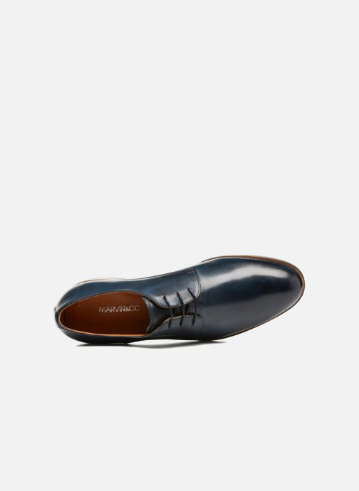 Chaussures à lacets Marvin&Co Nithsdale Bleu vue gauche