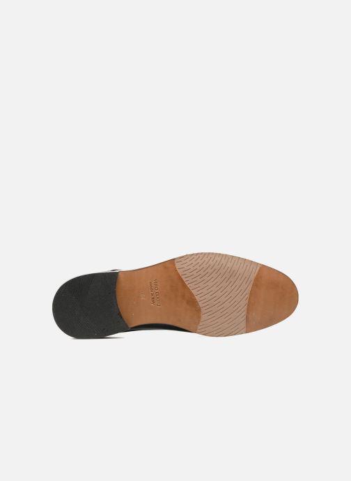 Chaussures à lacets Marvin&Co Nithsdale Bleu vue haut