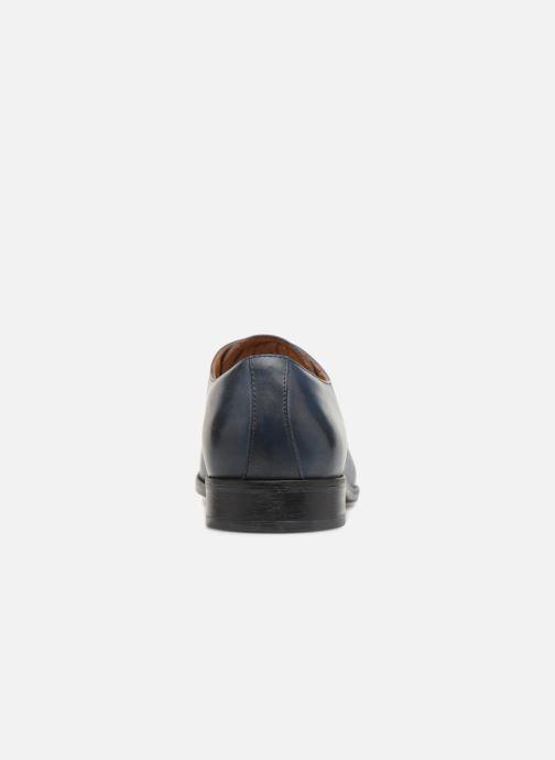 Scarpe con lacci Marvin&Co Nithsdale Azzurro immagine destra
