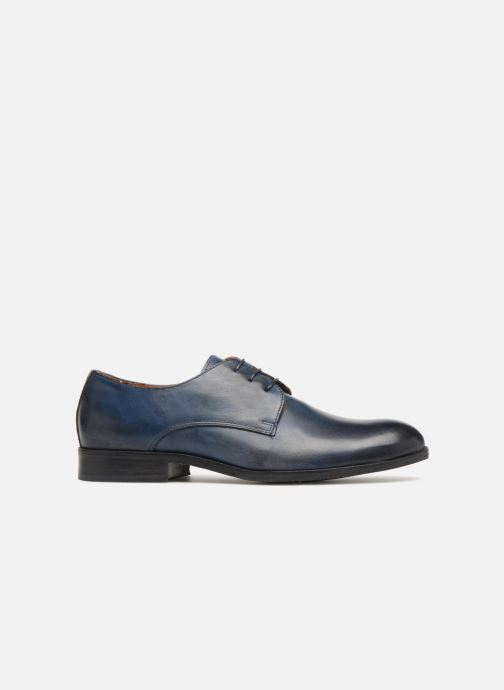 Lace-up shoes Marvin&co Nithsdale Blue back view
