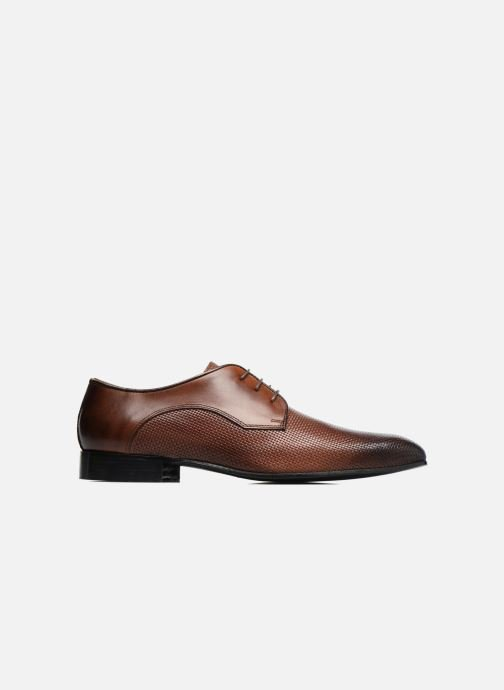 Lace-up shoes Marvin&co Narbroath Brown back view