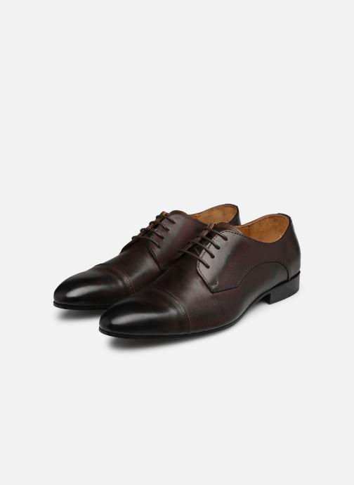 Zapatos con cordones Marvin&Co Newlyn Marrón vista de abajo