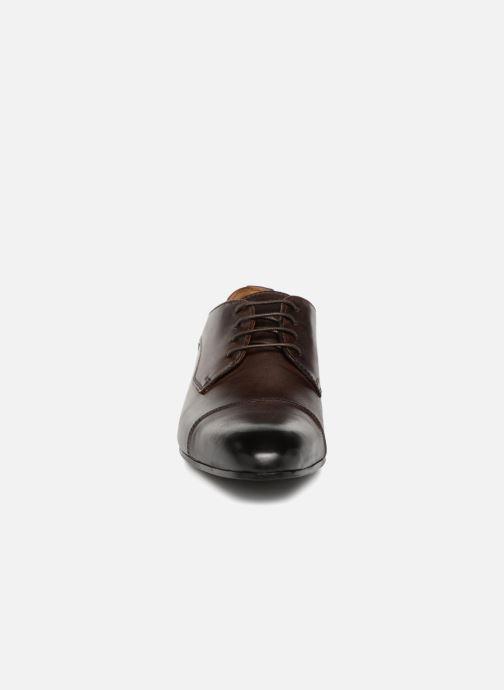 Zapatos con cordones Marvin&Co Newlyn Marrón vista del modelo