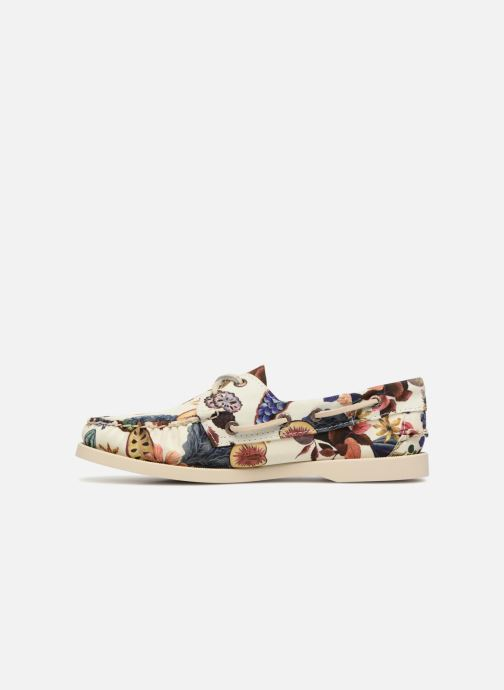 Veterschoenen Sebago Docksides Liberty Multicolor voorkant