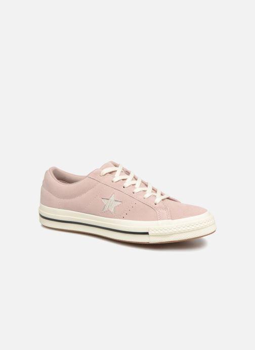 Sneakers Converse One Star Ox W Pink detaljeret billede af skoene