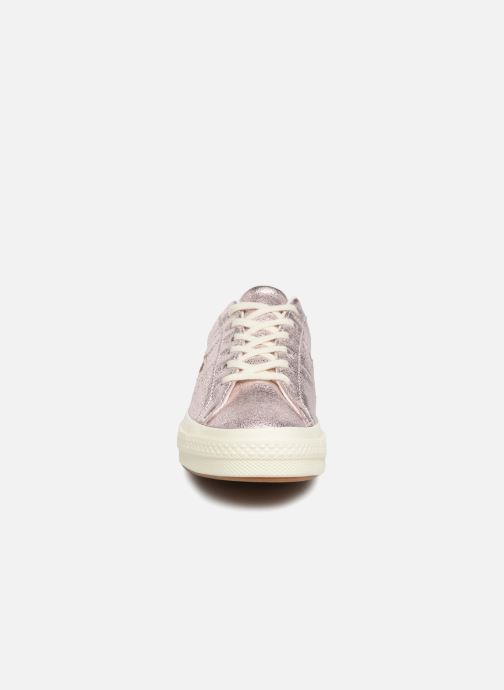 Trainers Converse One Star Ox W Pink model view