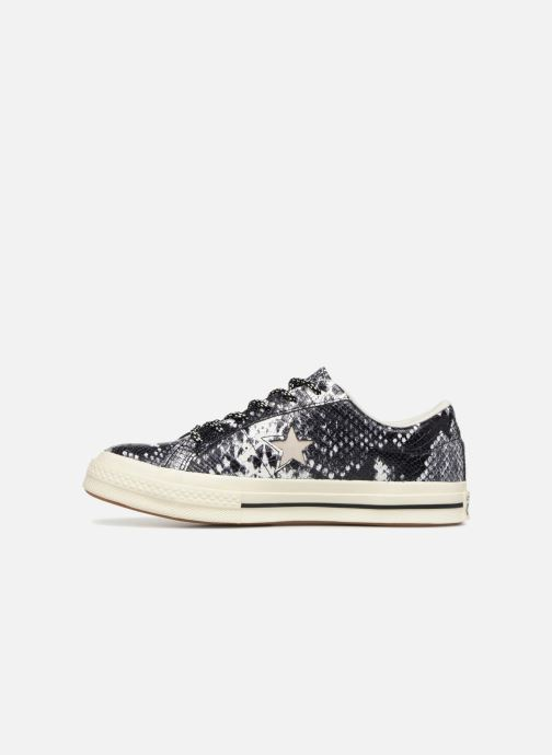 Trainers Converse One Star Ox W Grey front view